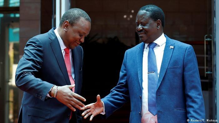 Raila Odinga,Uhuru Kenyatta  wawaomba  radhi Wakenya kwa madhara waliyoyapata kutokana na ugomvi wa kisiasa
